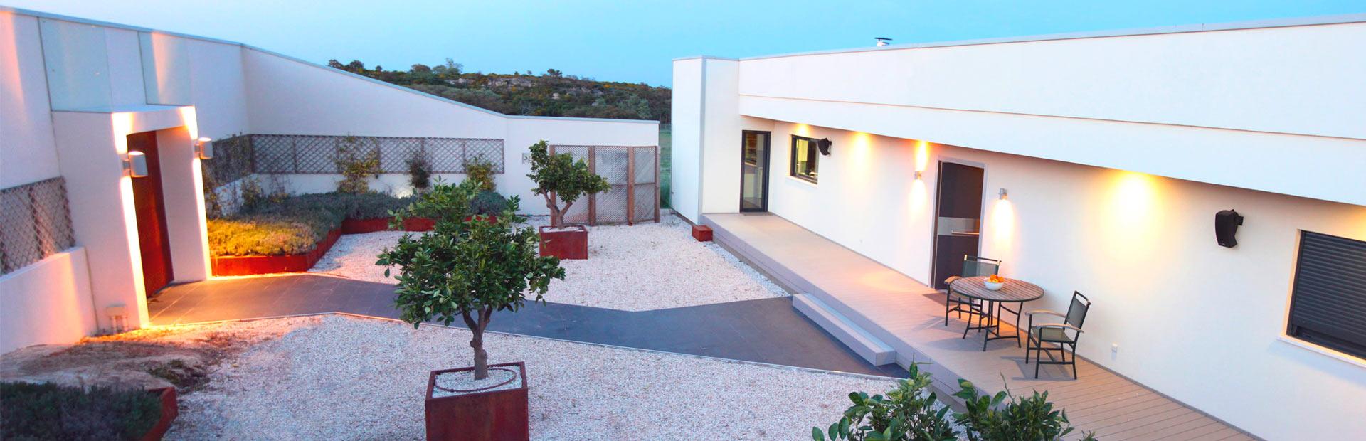 casa prefabricada modular moderna