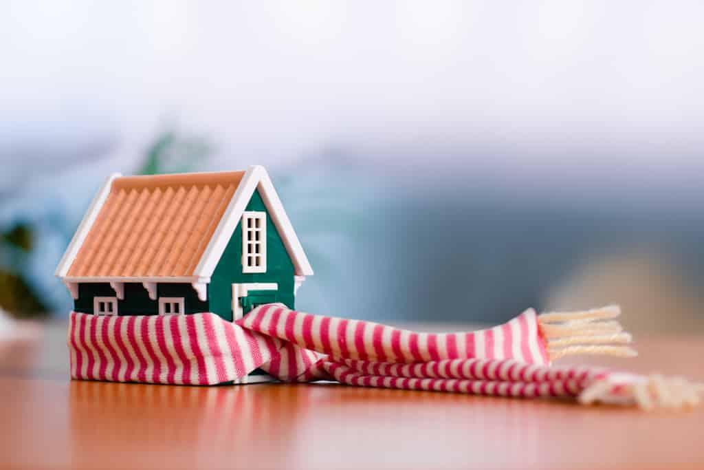 aislamiento de las casas de madera