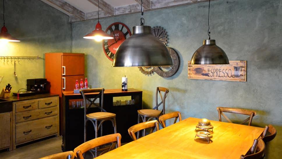Casa richmond canexel casas de madera - Barra de bar en casa ...