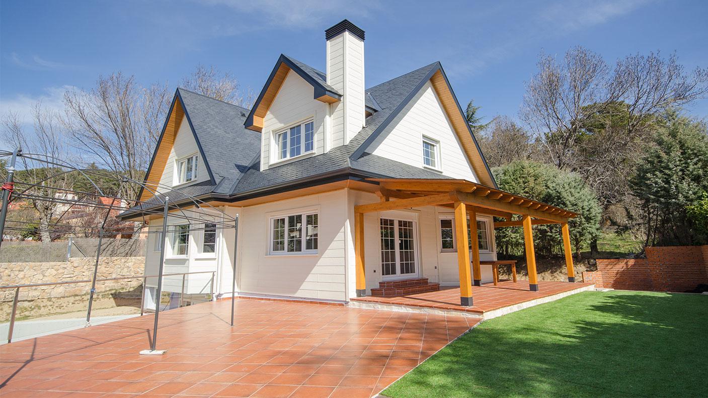 Casa ottawa canexel for Casas americanas planos