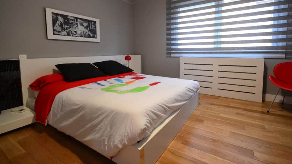 Fan divan ideiroz dormitorios de invitados for Dormitorio invitados