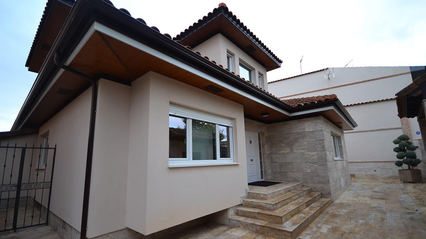 Casa richmond canexel casas de madera - La casa de madera valencia ...