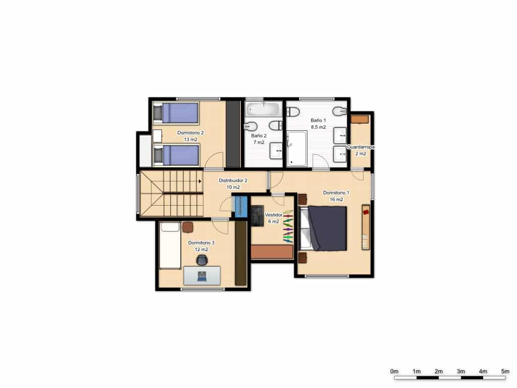 plano primera planta de la casa ottawa