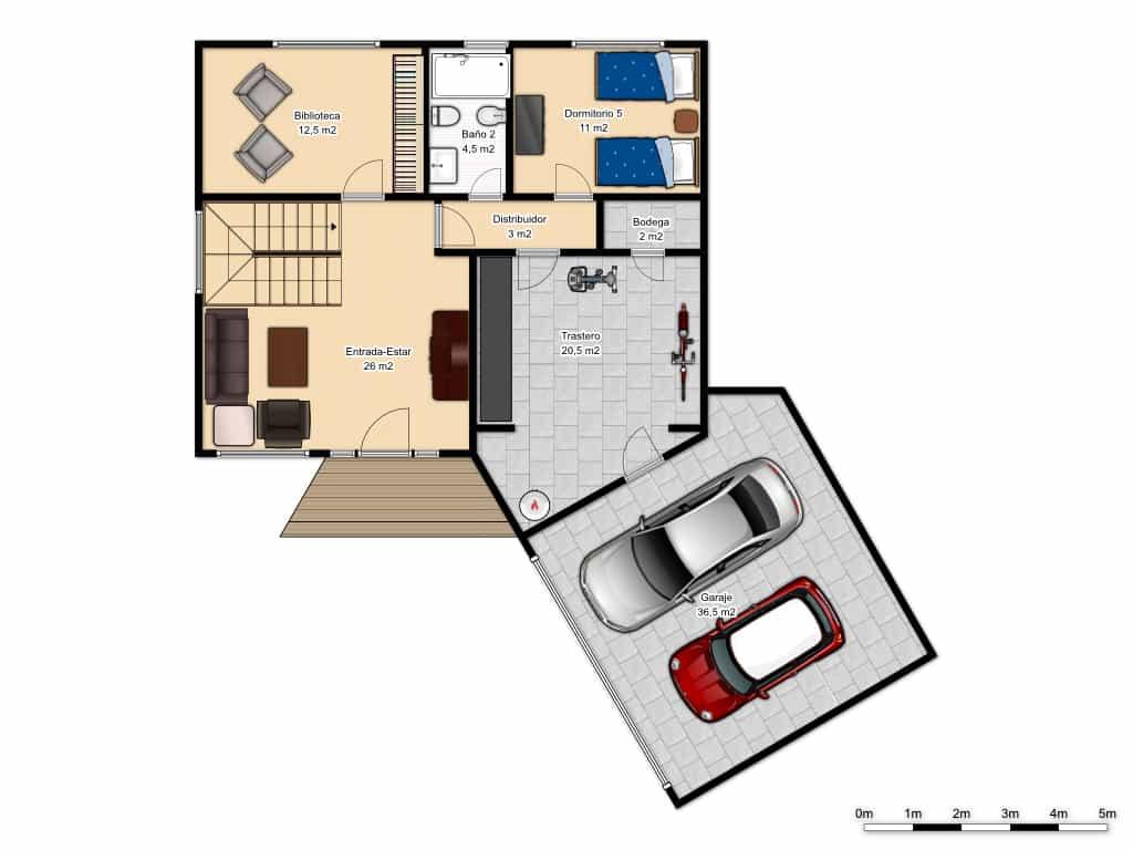 plano de sótano de casa ottawa