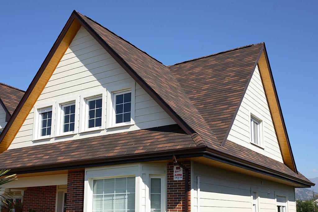 ventanas carpintería casa clásica