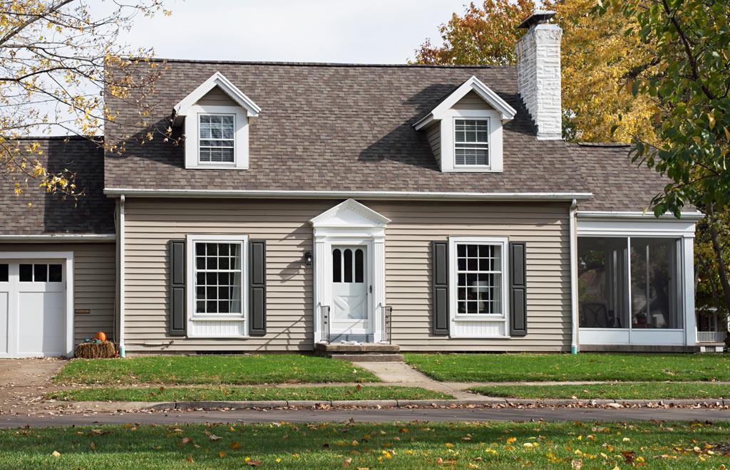 casa estilo cape cod