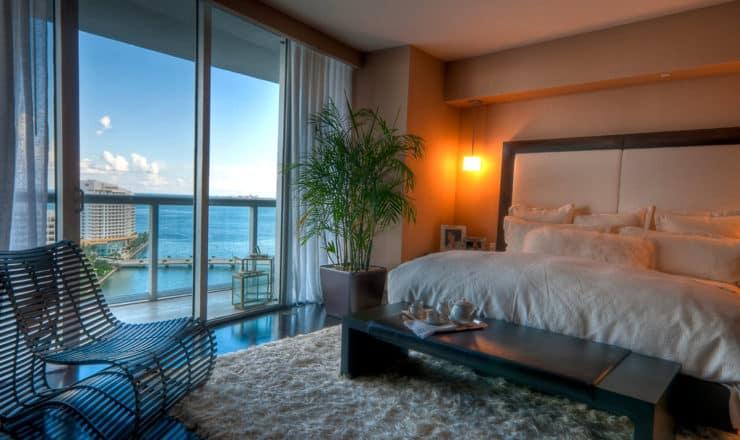 dormitorio luz natural