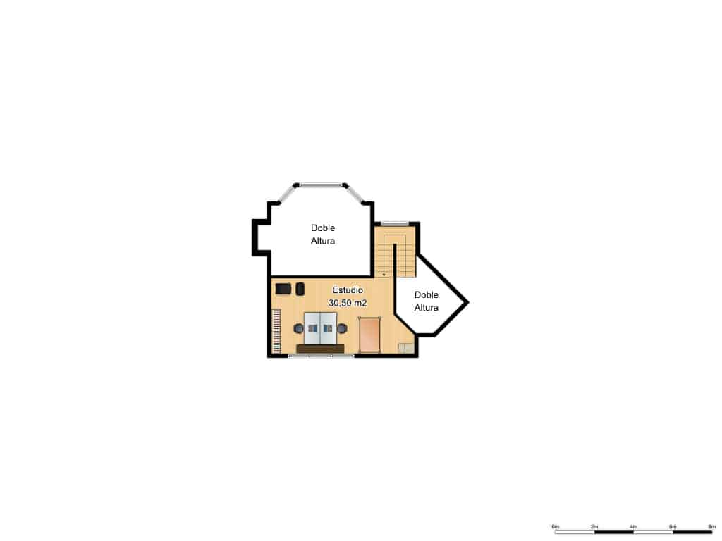 plano planta primera casa nova scotia