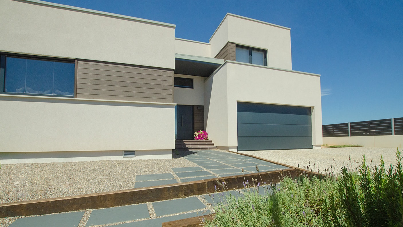 Casa terrace canexel - Canexel casas de madera ...