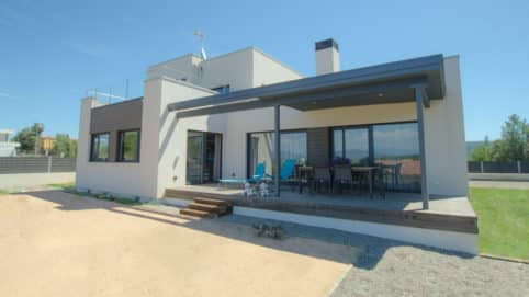 casa moderna estilo minimalista