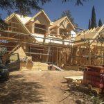 estructura de vivienda
