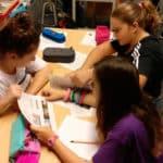 estudio de planos alumnas