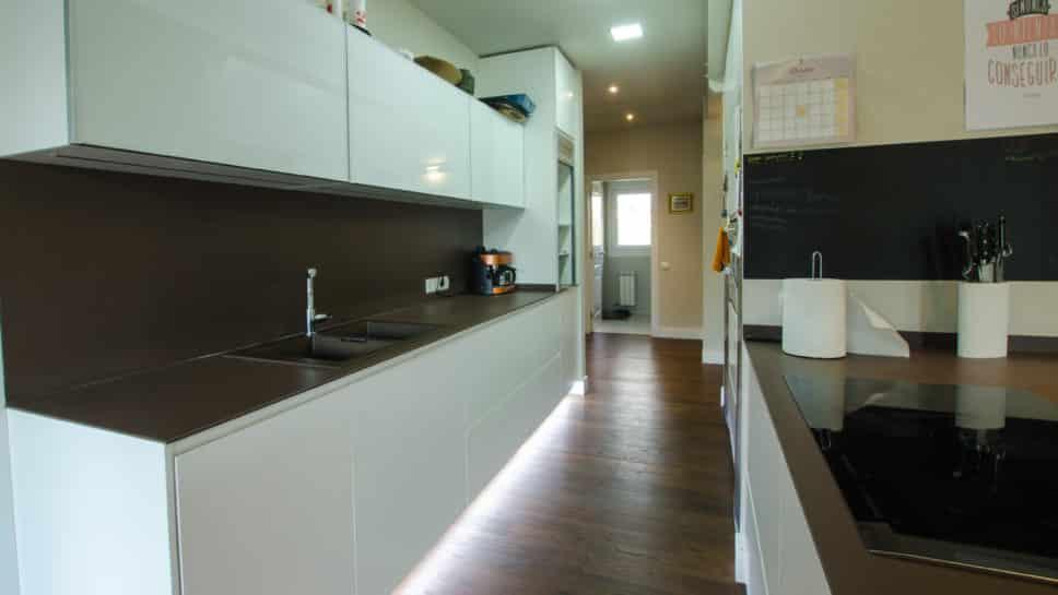cocina abierta