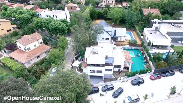 openhouse canexel sant cugat video reportaje