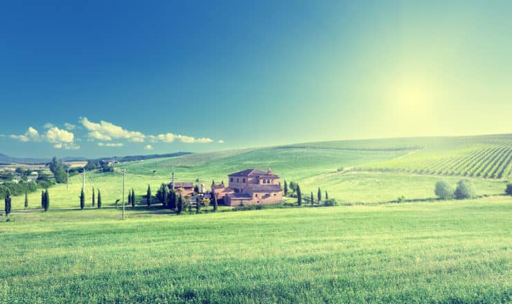 casa de la Toscana