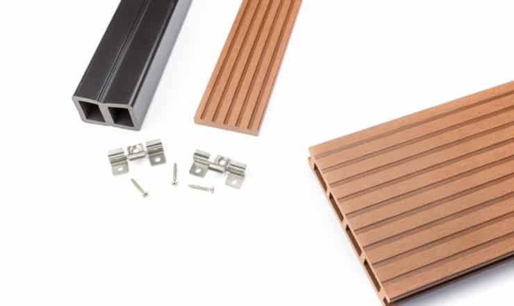 tarima de composite la madera tecnológica