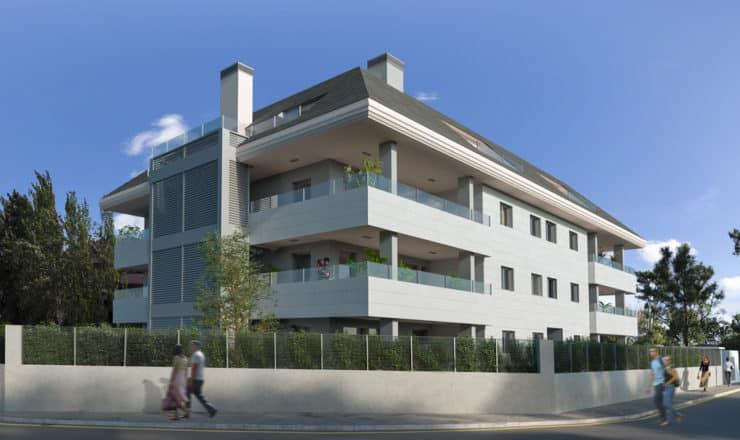 pisos de lujo en Majadahonda