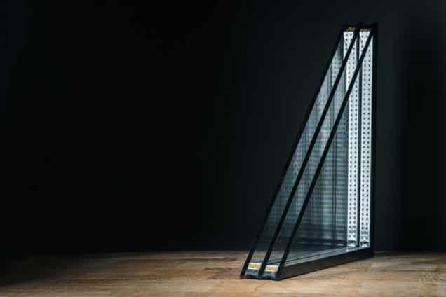 triple cristal para ventanas