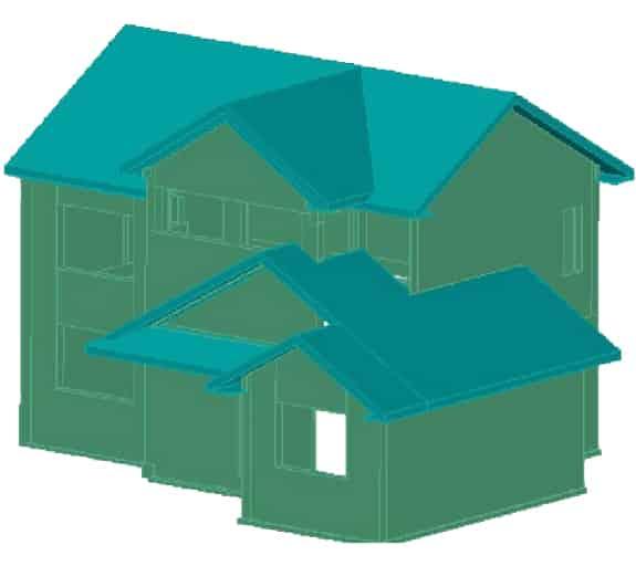 superficie cubiertas casa madrid